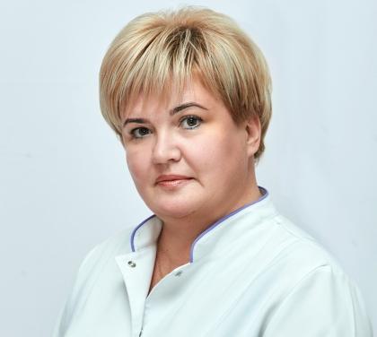 Зацепина Любовь Николаевна
